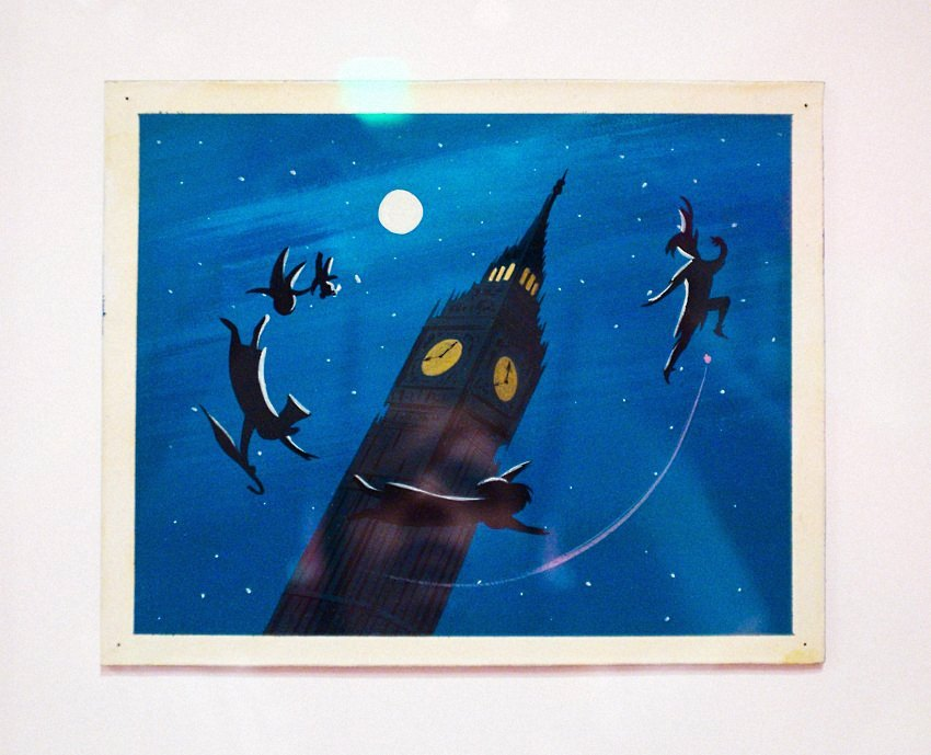 Mary Blair Art Exhibit Disney Family Museum 053