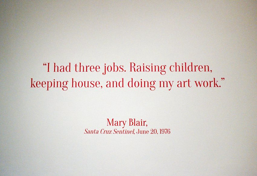 Mary Blair Art Exhibit Disney Family Museum 070