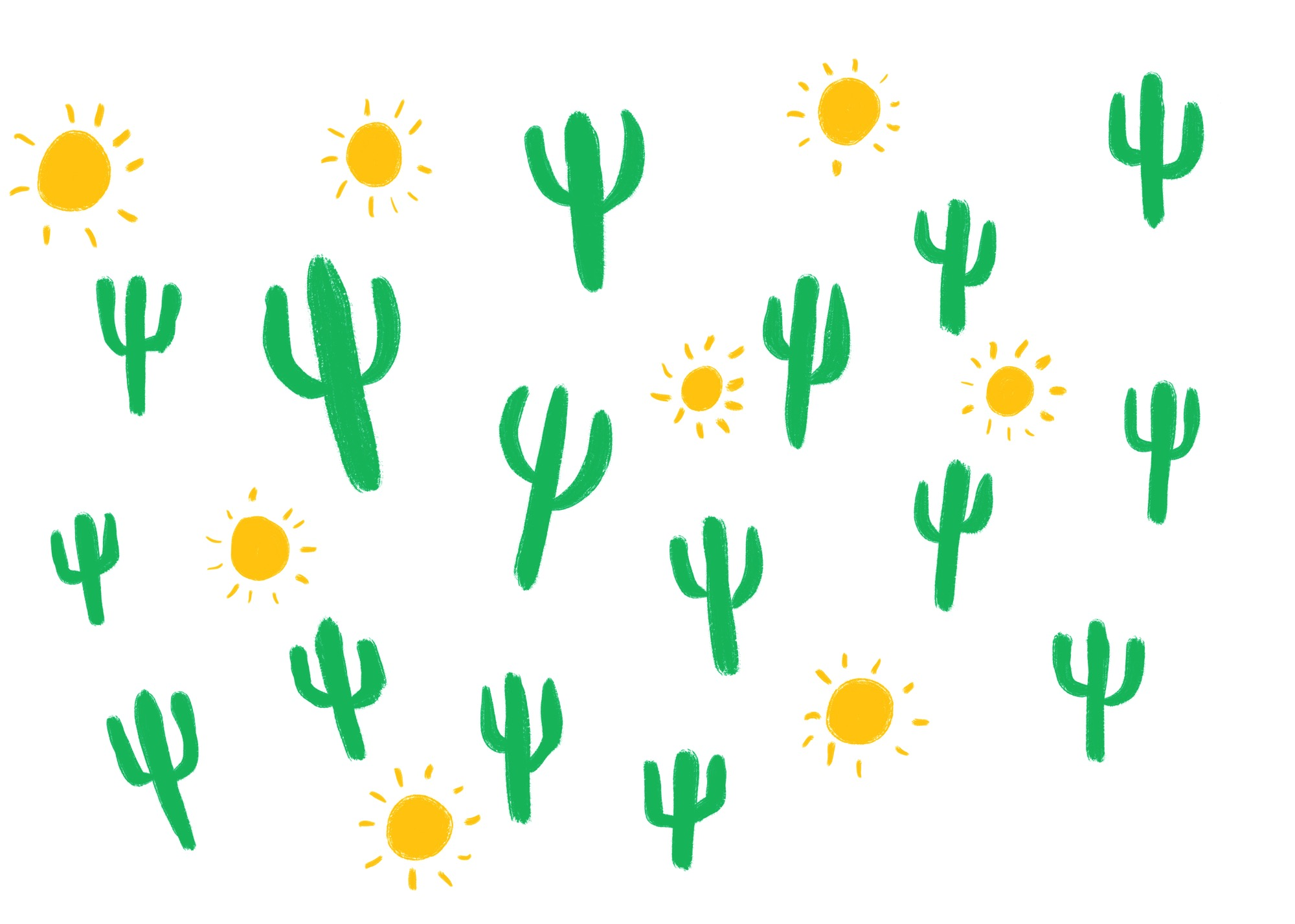 Suns and Cacti by Lisa Bardot