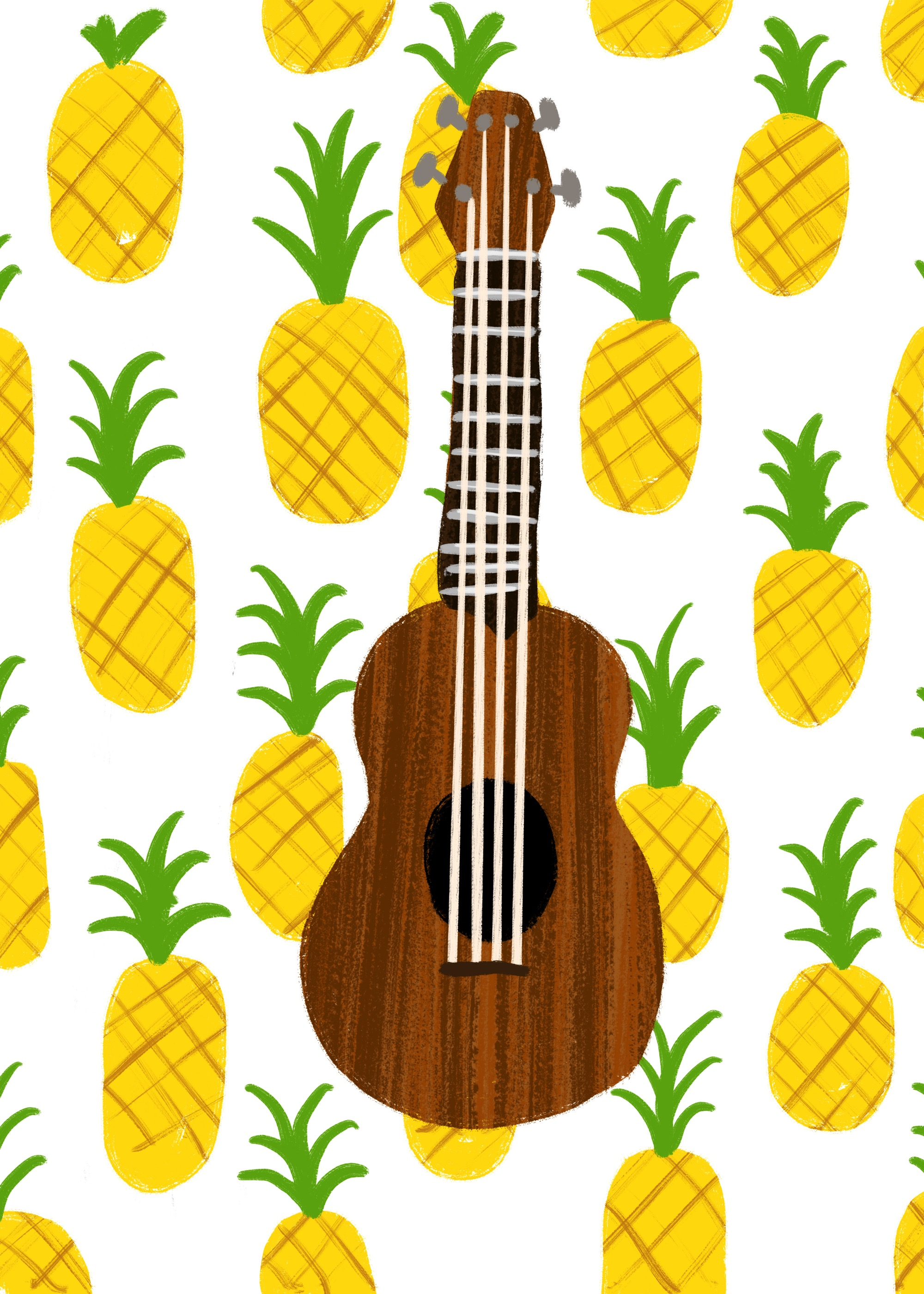 Ukulele by Lisa Bardot