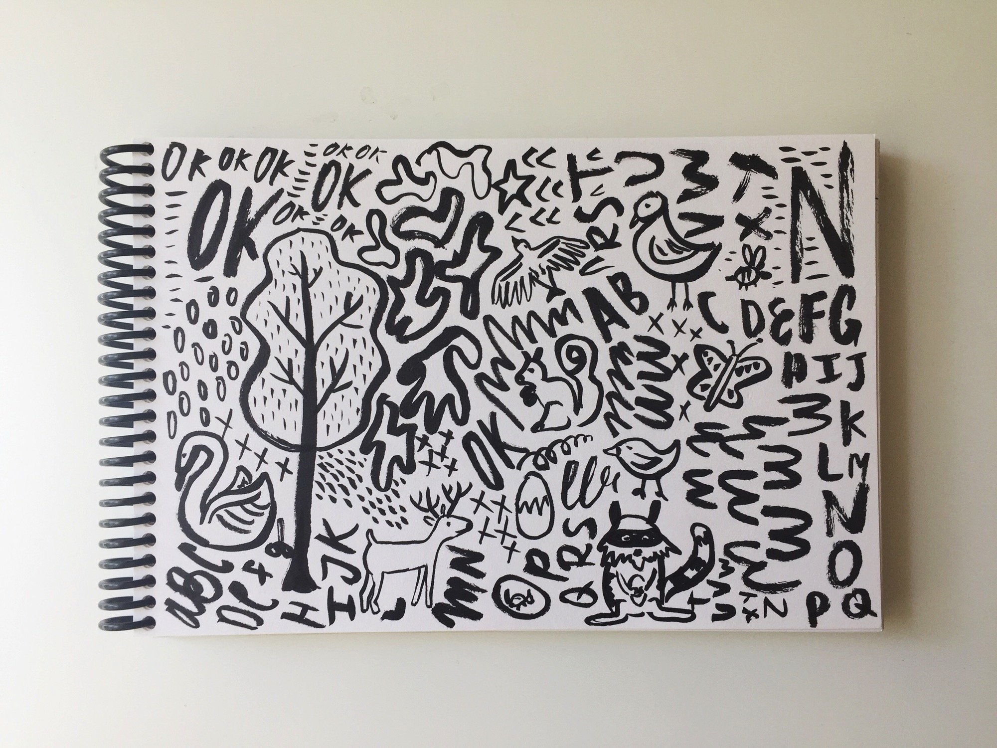Doodle Things by Lisa Bardot