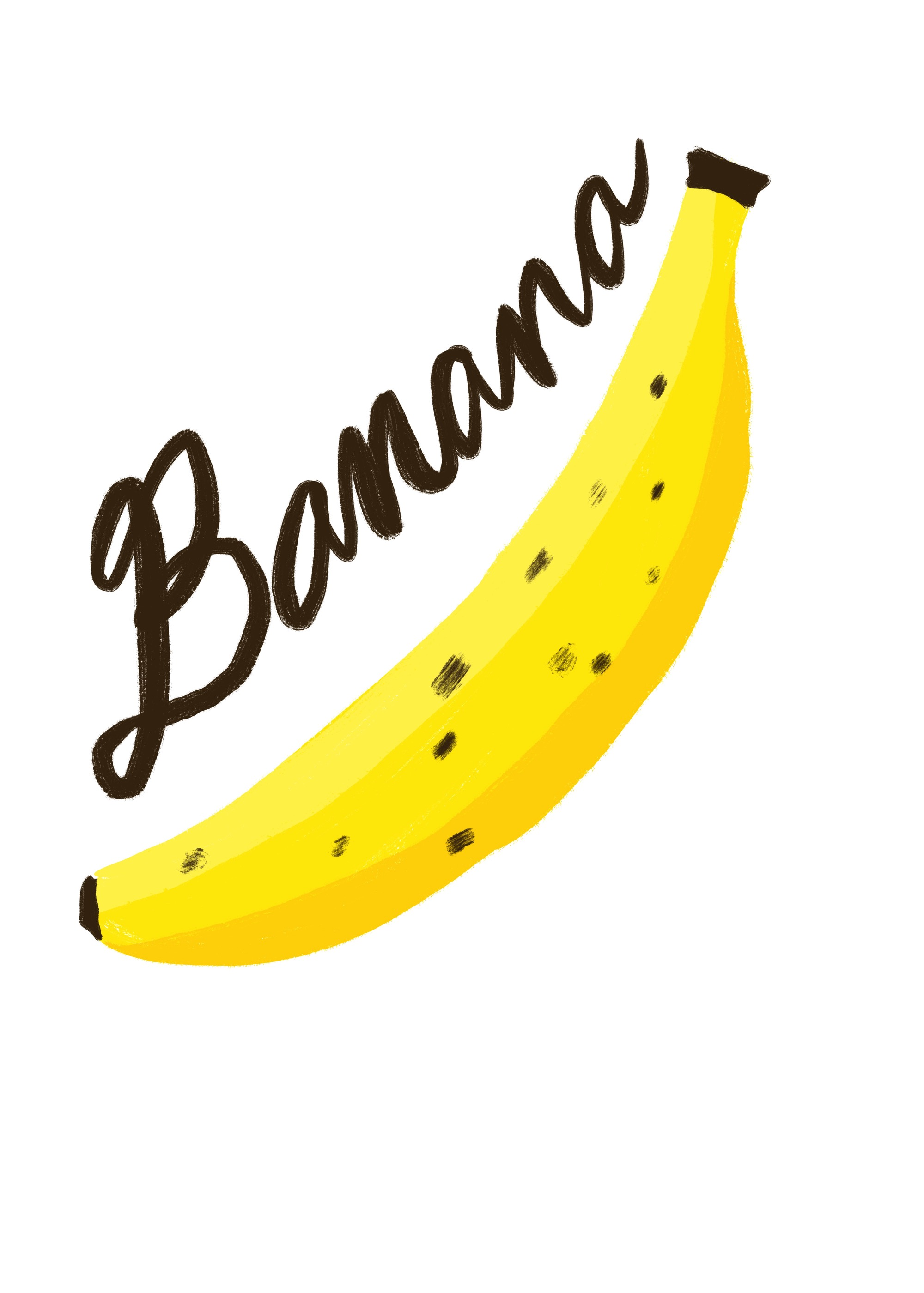 Oh another banana